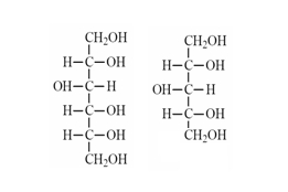 Sorbitol i ksilitol