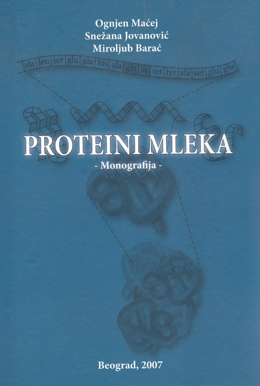 Proteini mleka