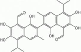 Gosipol, polifenolni aldehid