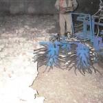 Automatsko hvatanje živine na farmi