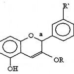 Opšta strukturna formula antocijanidina