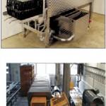 Perač gajbi i automatizovan linijski proces
