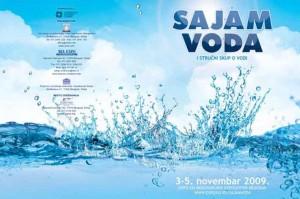 sajam-voda